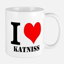 hunger games katniss Mugs