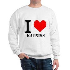 hunger games katniss Sweatshirt