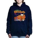 Amazing sister copy.png Hooded Sweatshirt