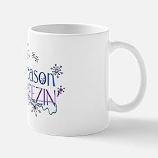Tis the Season to be Freezin Mugs