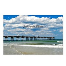 Jacksonville, Florida pie Postcards (Package of 8)