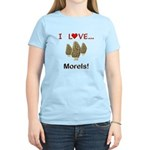 I Love Morels Women's Light T-Shirt