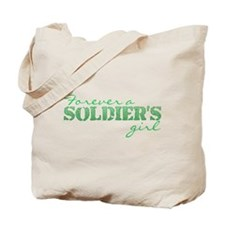 Funny Sexy army fiancee Tote Bag