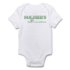 Cool Sexy army wife Infant Bodysuit