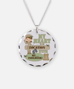 Christmas Soldier Necklace
