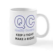 Quality Control Mugs