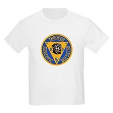 New Jersey State Police K-9 T-Shirt