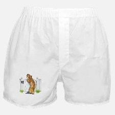 Unique Wheaton terrier Boxer Shorts