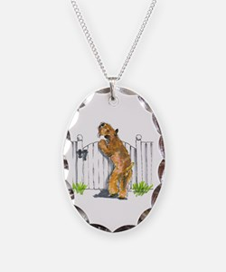 Funny Soft coated wheaton terrier Necklace