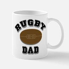 Rugby Dad Mug