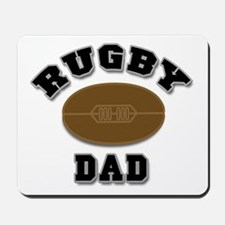 Rugby Dad Mousepad