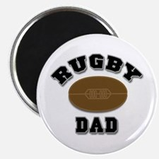 Rugby Dad Magnet