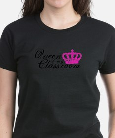 Queen of my Classroom T-Shirt
