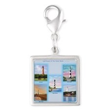 Lighthouses Of The Outer Banks Silver Charms
