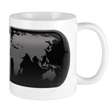 world peace pill Mugs