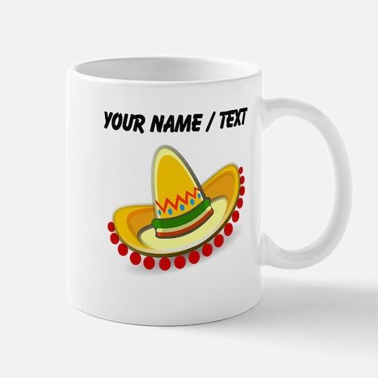 Custom Sombrero Mugs