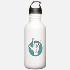 I Love You – ILY 01/06 Water Bottle