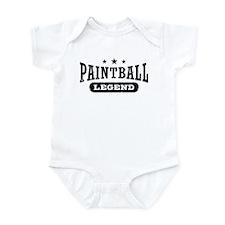 Paintball Legend Infant Bodysuit
