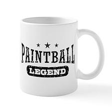 Paintball Legend Mug