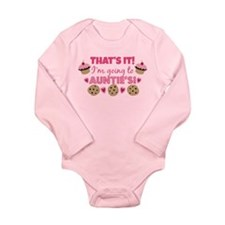 That's it! I'm going to Auntie's! Long Sleeve Infa