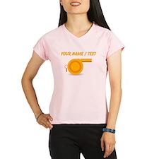 Custom Whistle Performance Dry T-Shirt