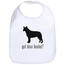 Blue Heeler Bib