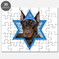 Hanukkah Star of David - Dobie Puzzle