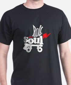 Roll with Soul Roller Skate T-Shirt