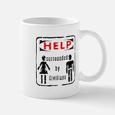 Civilians Mug