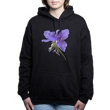 Spiderwort Hooded Sweatshirt