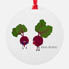 Beet Boxin' Ornament