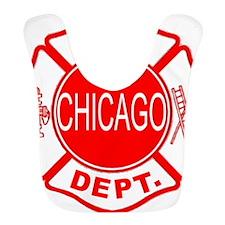 Chicago Firedepartment Bib