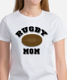 Rugby Mom Women's T-Shirt