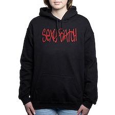 SEXYBIATCH.png Hooded Sweatshirt