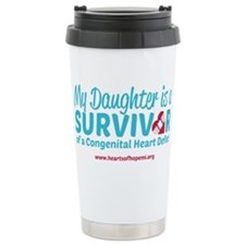 CHD Survivor - Daughter Travel Mug