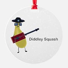 Diddley Squash Ornament