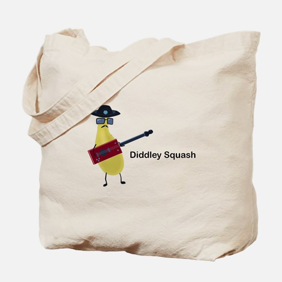 Diddley Squash Tote Bag
