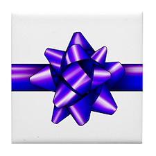 violetbow Tile Coaster
