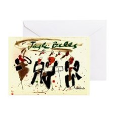 Jingle Bells Greeting Cards (Pk of 10)