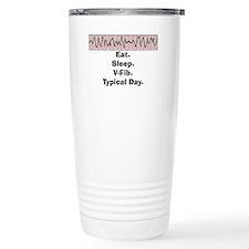 Cute Cardiac cath lab tech Travel Mug