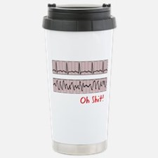 Cute Cardiac nurse Thermos Mug