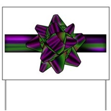 violetgreenbow Yard Sign