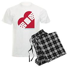 CHD Special Heart Pajamas