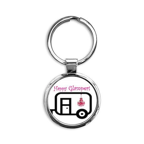 Happy Glamper! Keychains