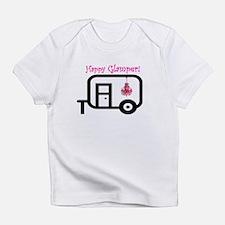Happy Glamper! Infant T-Shirt