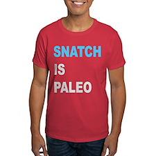 Snatch is Paleo T-Shirt