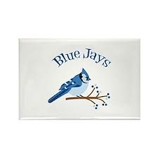 Blue Jays Magnets