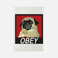Obey Pug Magnets