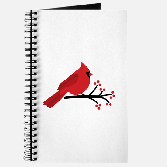 Christmas Cardinals Journal