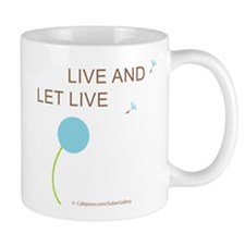 Live and Let Live Mug